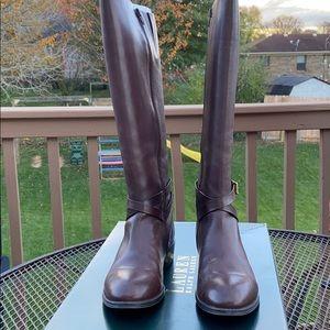 Lauren Ralph Lauren riding boots